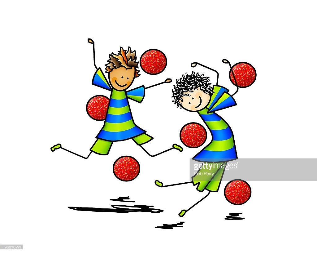Dodgeball clipart 6 » Clipart Station.