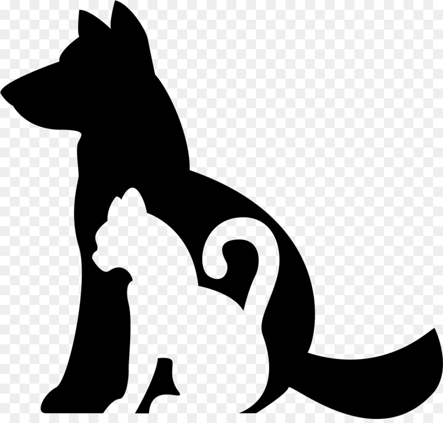 Cat And Dog Cartoon clipart.