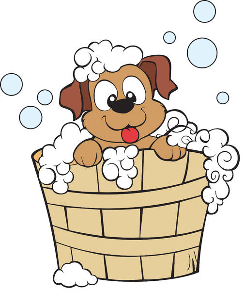 Free Dog Washing Cliparts, Download Free Clip Art, Free Clip.