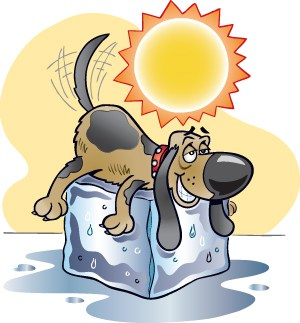 Dog days of summer clipart 1 » Clipart Station.