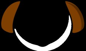 Dog Black Brown Ears Clip Art at Clker.com.