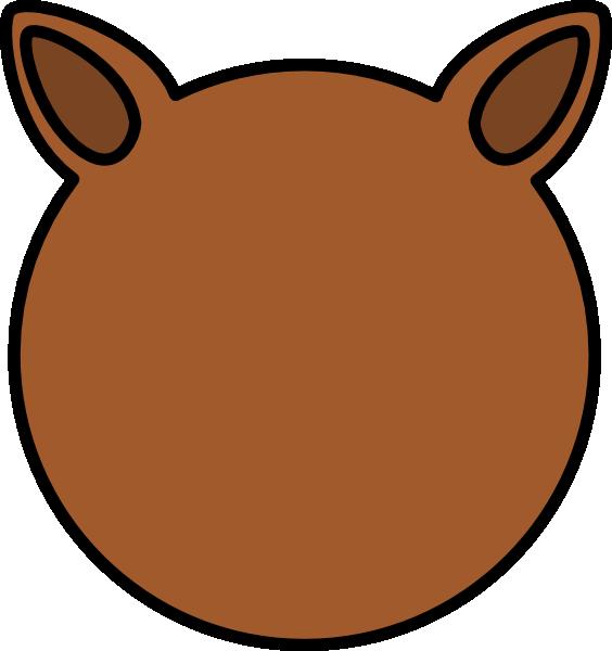 Dog Ears Clipart.
