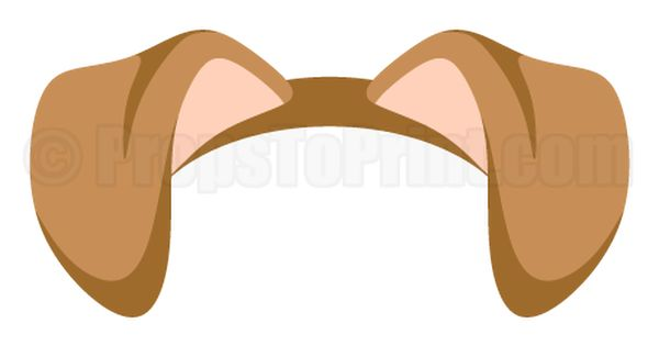 Clipart Dog Ears Clipground