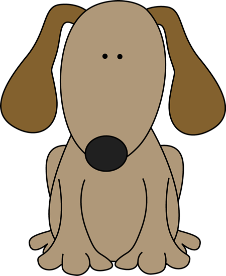 Dog Ears Clipart.