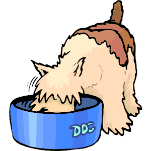 Free Dog Eating Cliparts, Download Free Clip Art, Free Clip.