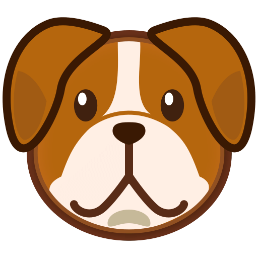 Dog Face Png Clipart.
