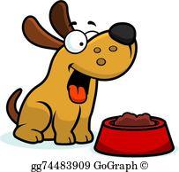 Dog Food Clip Art.