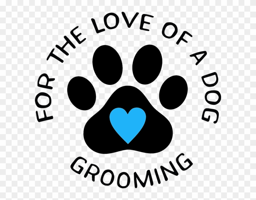 For The Love Of A Dog Grooming Clipart (#2502981).