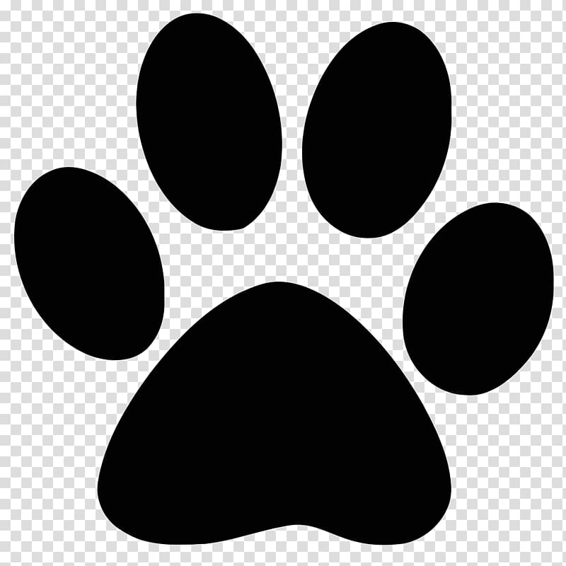 Dog Paw Cougar , paw transparent background PNG clipart.