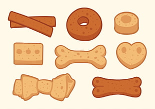 333 Dog biscuit PNG cliparts for free download.