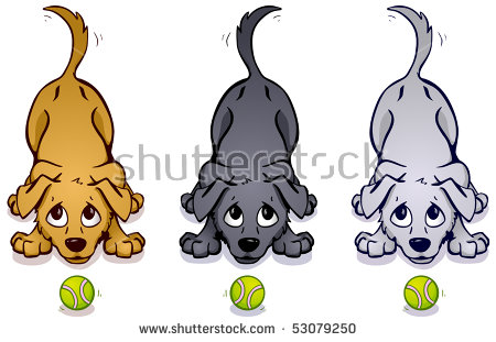 Dog Tail Stock Images, Royalty.