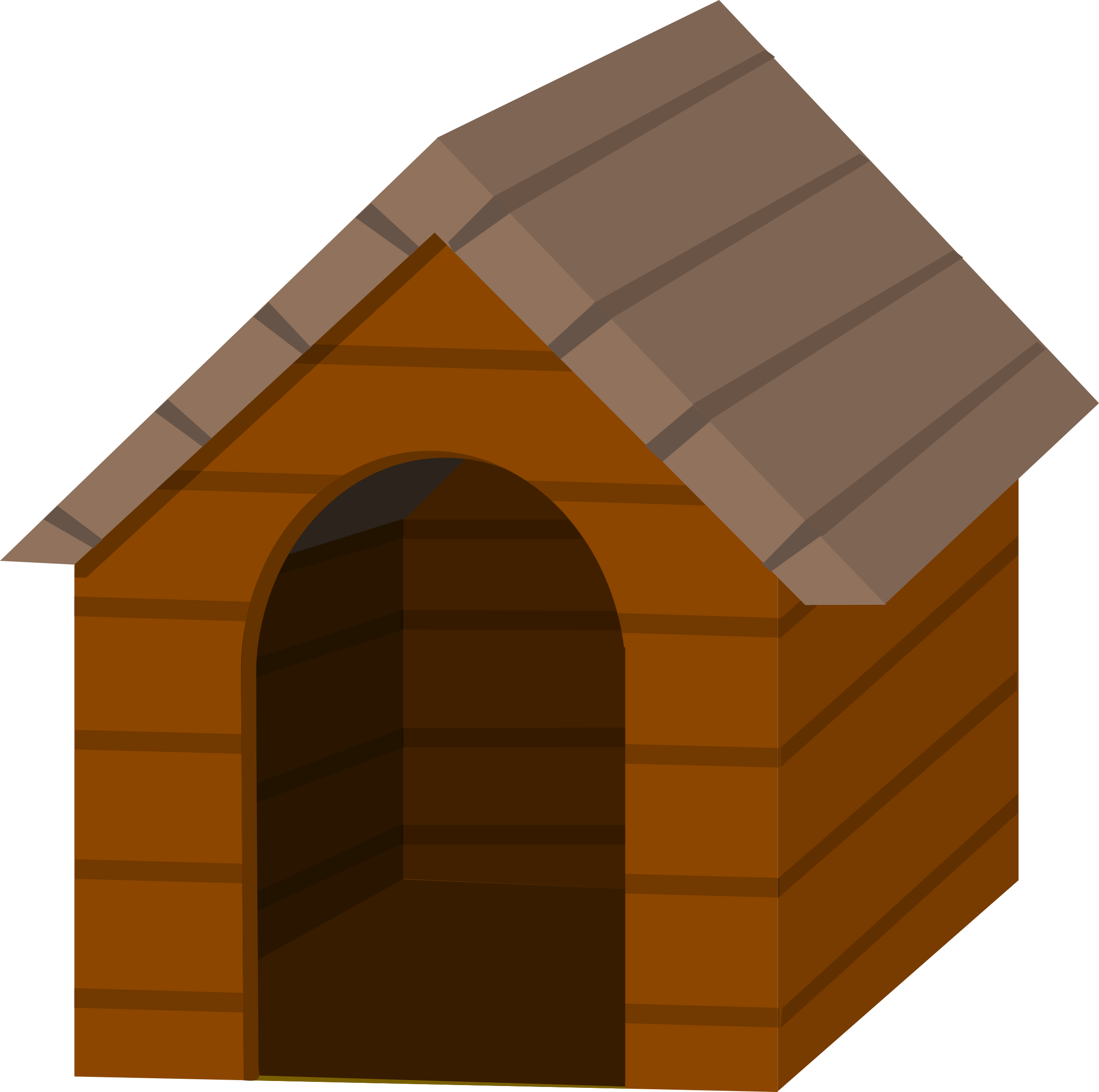 Dog House Clipart Png.
