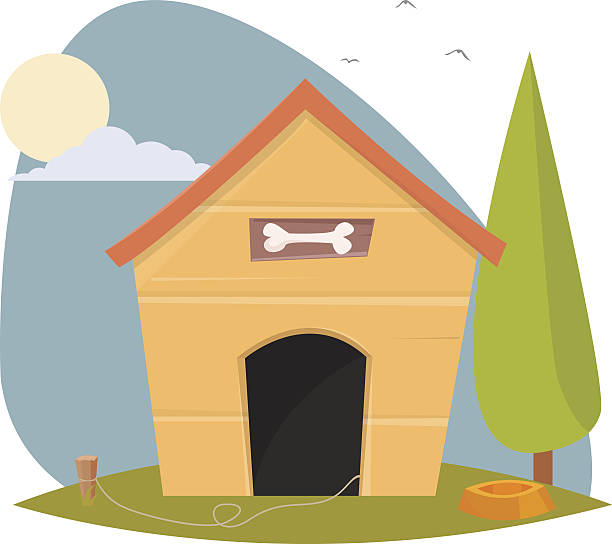 Doghouse clipart 3 » Clipart Station.