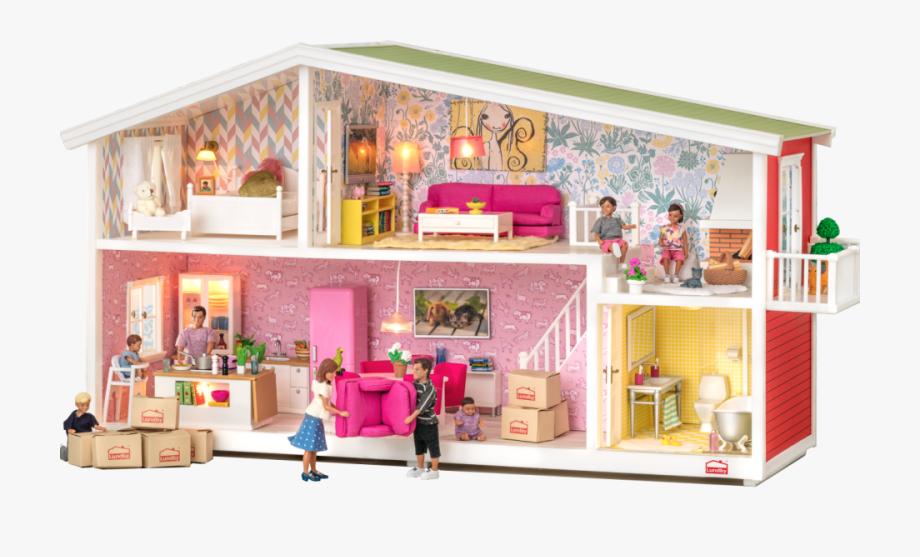 Lundby Smaland Dolls House.