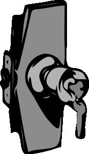 Door Handle Lock Key Clip Art at Clker.com.