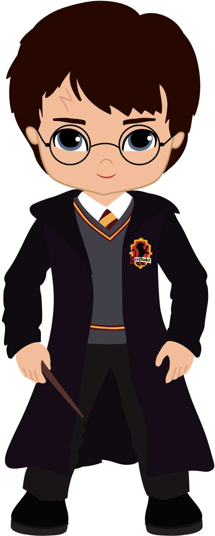 4827 Harry Potter free clipart.