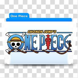 One Piece icon folder, Dossier One Piece , One Piece folder.