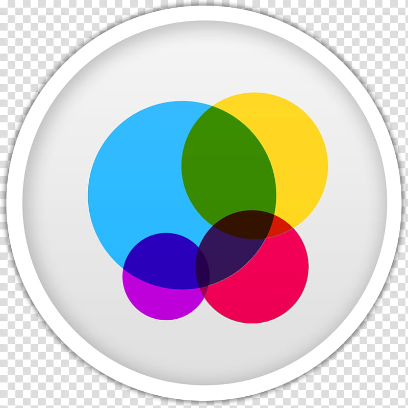 Dots, multicolored logo transparent background PNG clipart.