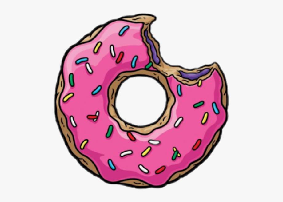 Doughnut Clipart Eating.