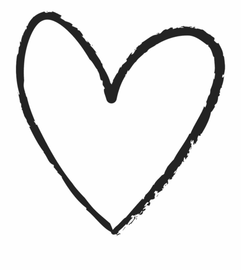 Scribble Heart Clipart Library Download.