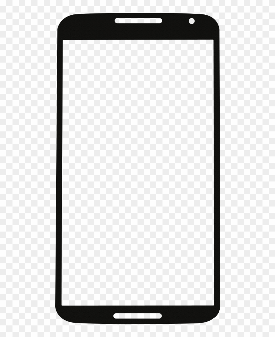 Mobile Screen Photo Download Clipart (#560739).