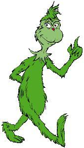 7+ Dr Seuss Character Clipart.