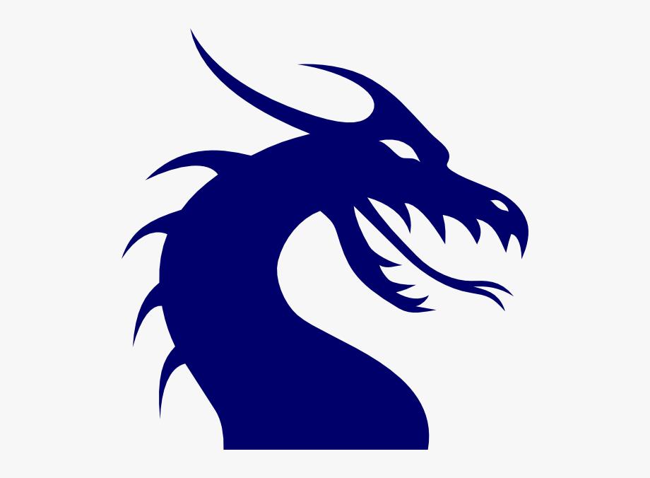 Blue Dragon Head Png , Transparent Cartoon, Free Cliparts.