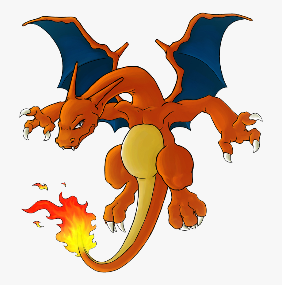 Pokemon Clipart Baby Dragon.