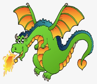 Free Cute Dragon Clip Art with No Background , Page 2.