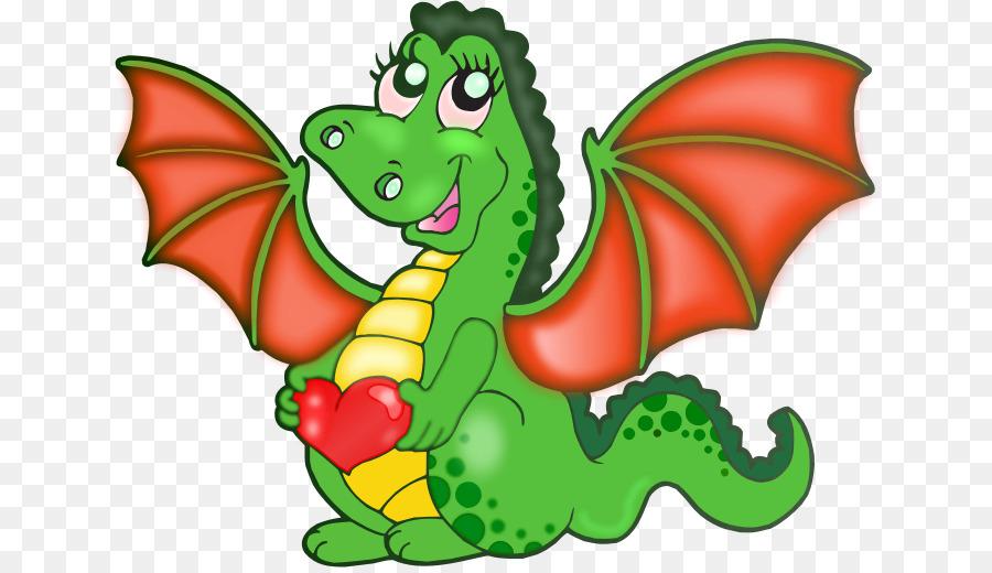 Dragon Drawing clipart.