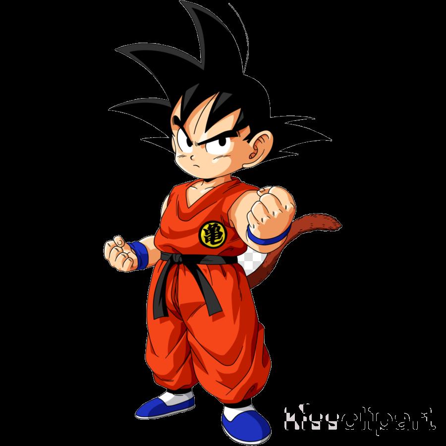 Dragon Ball Kid Goku Clipart Gohan Transparent Png.