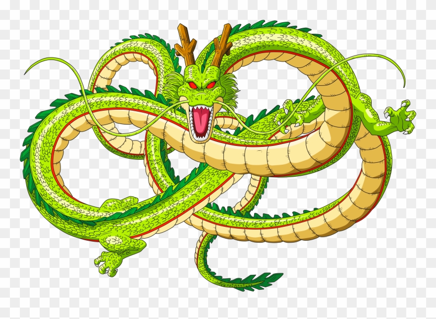 Dragon Ball Z Dragon Png.
