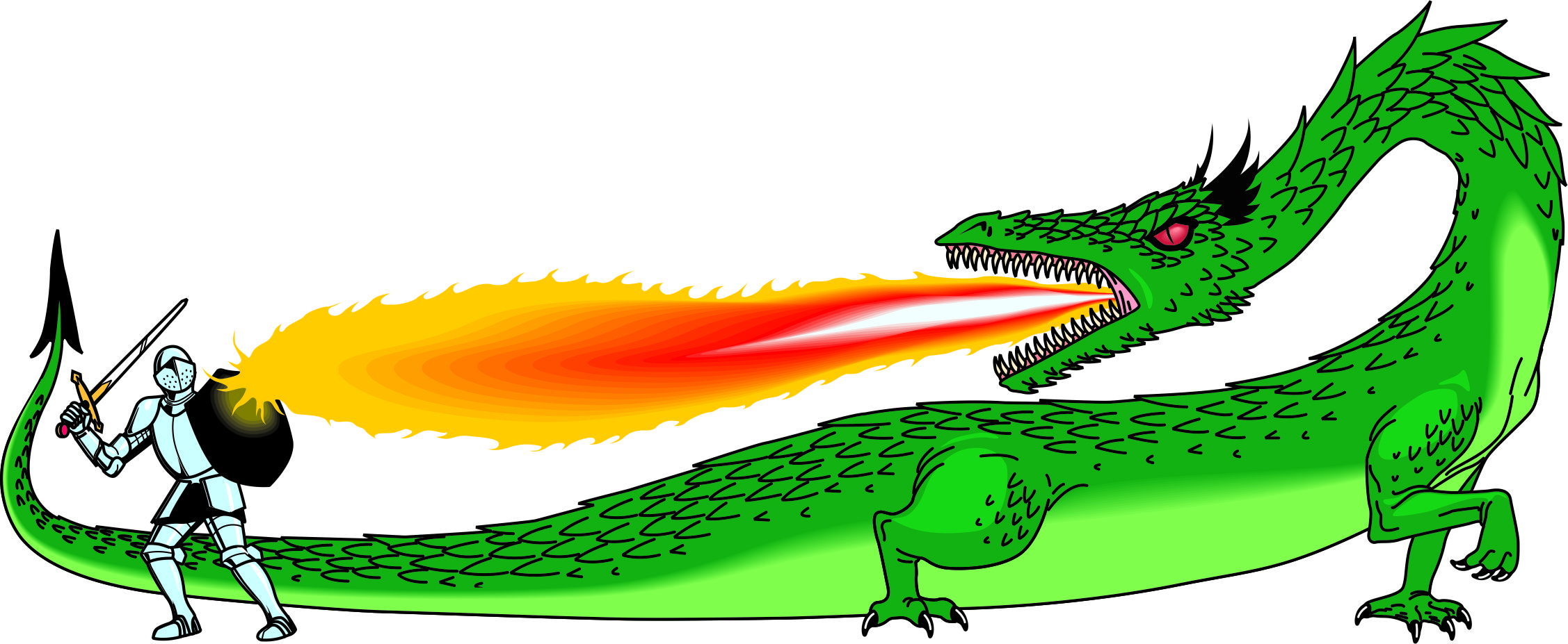 Fire Breathing Dragon Pictures.