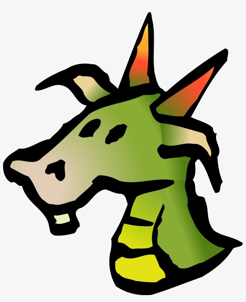 Clipart Dragon Realistic.