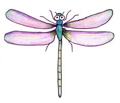 11 Best dragonfly clipart images.
