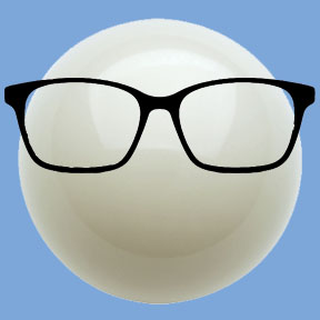 clipart drawing of glasses with eyes #2