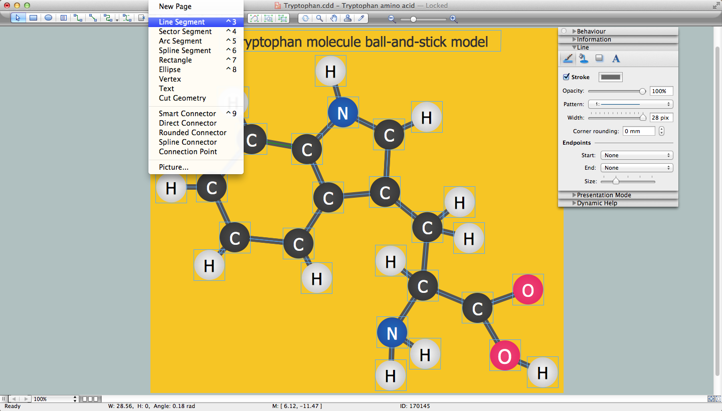 Chemistry Drawing Software.