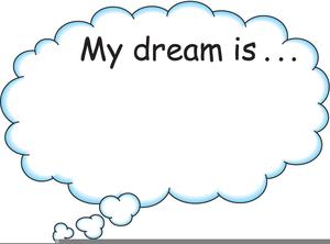 Clipart Dream Bubble.