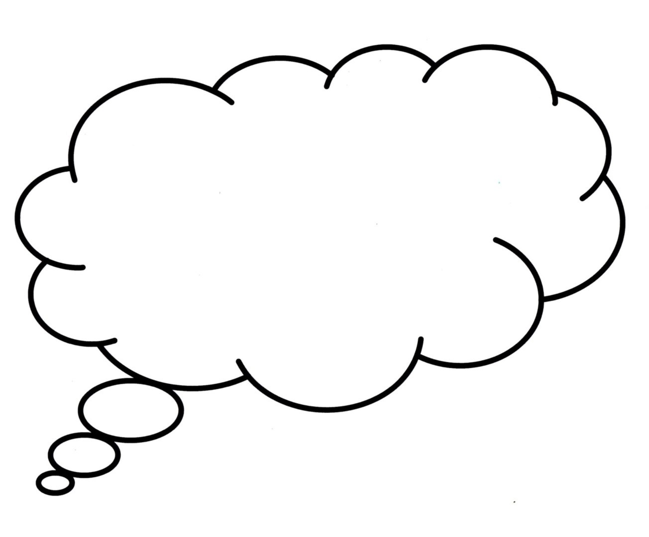 Clipart dream bubble 3 » Clipart Portal.