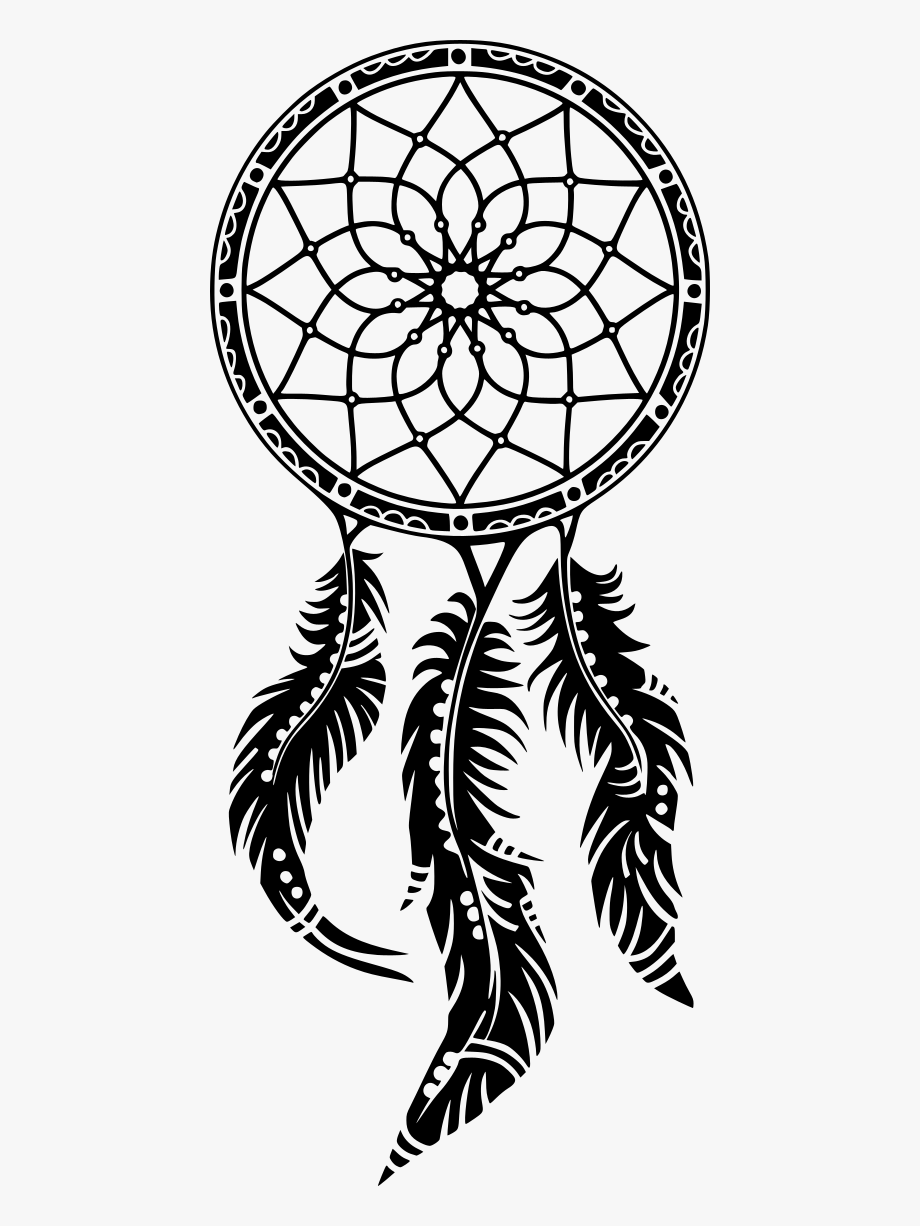 Native American Clipart Dream Catcher , Transparent Cartoon.