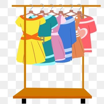 Clothes Hanger PNG Images.