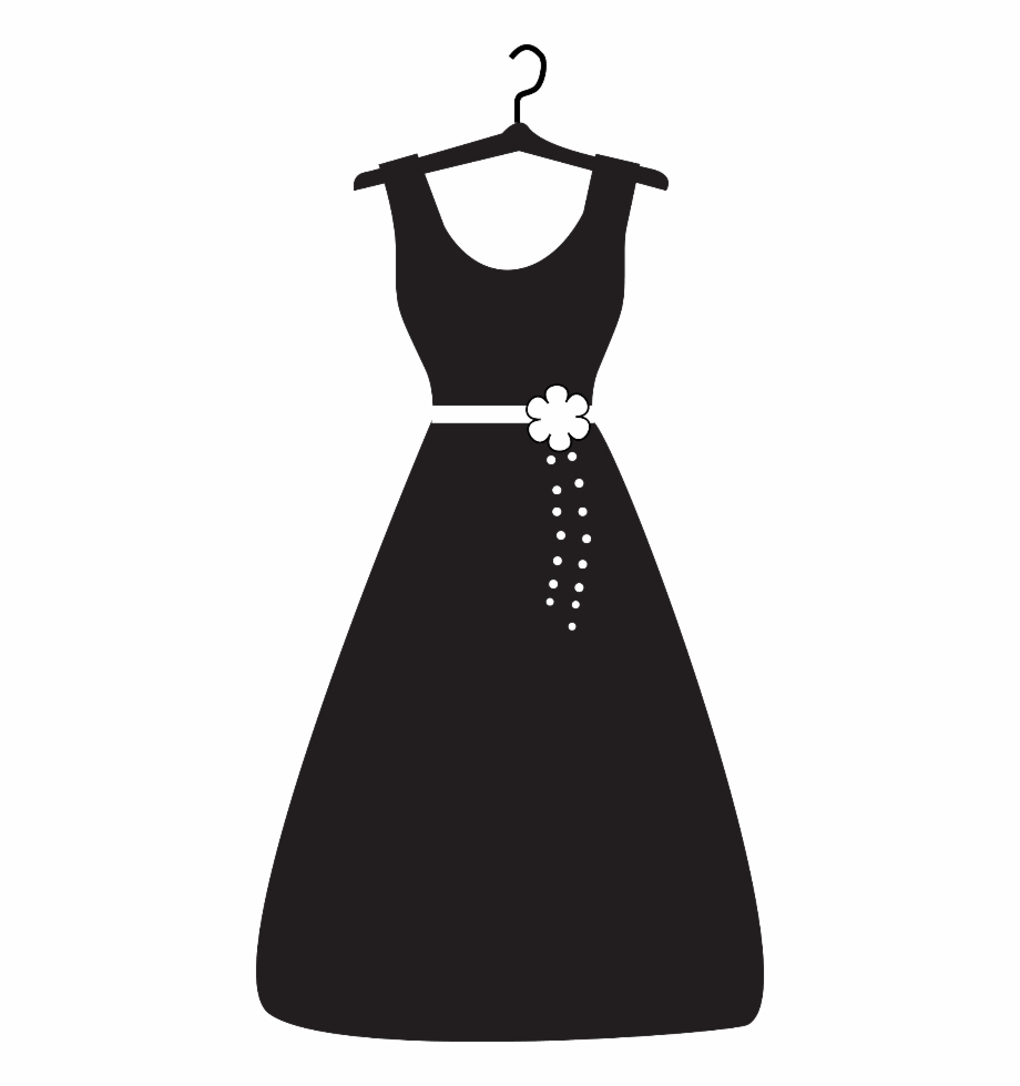 Dress Silhouette Png.