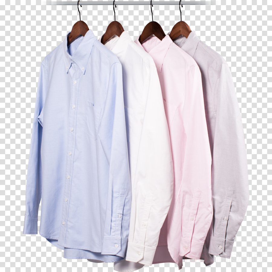 clothes hanger white clothing sleeve dress shirt clipart.