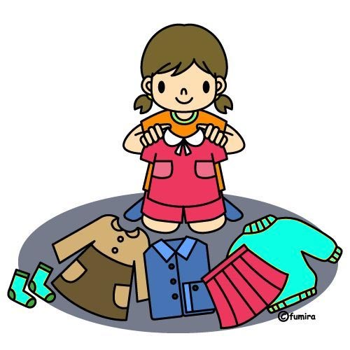 Get Dressed Clipart Images.