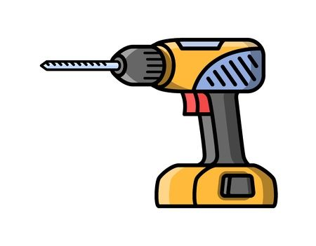1,491 Drill Bit Stock Illustrations, Cliparts And Royalty Free Drill.