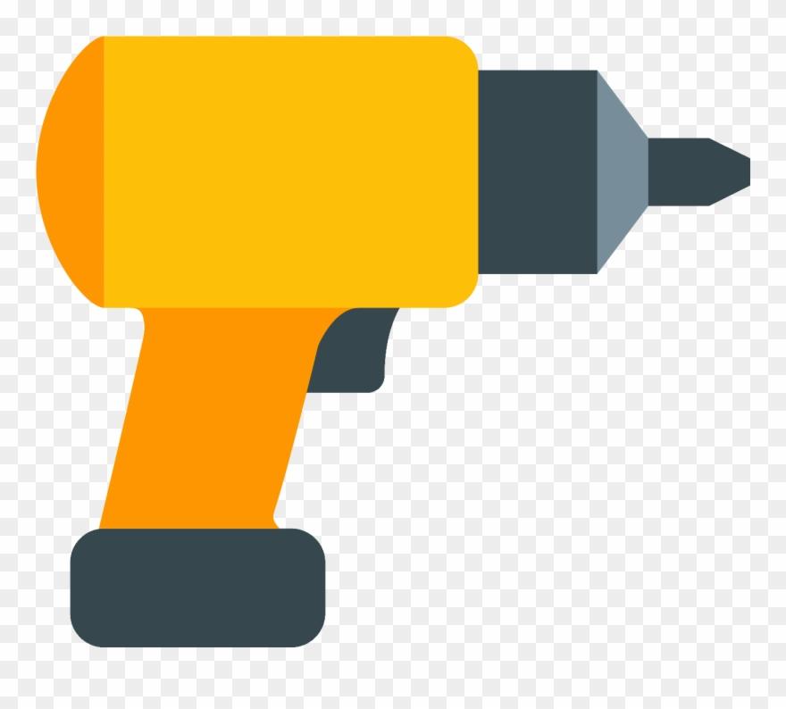Drill Icon.
