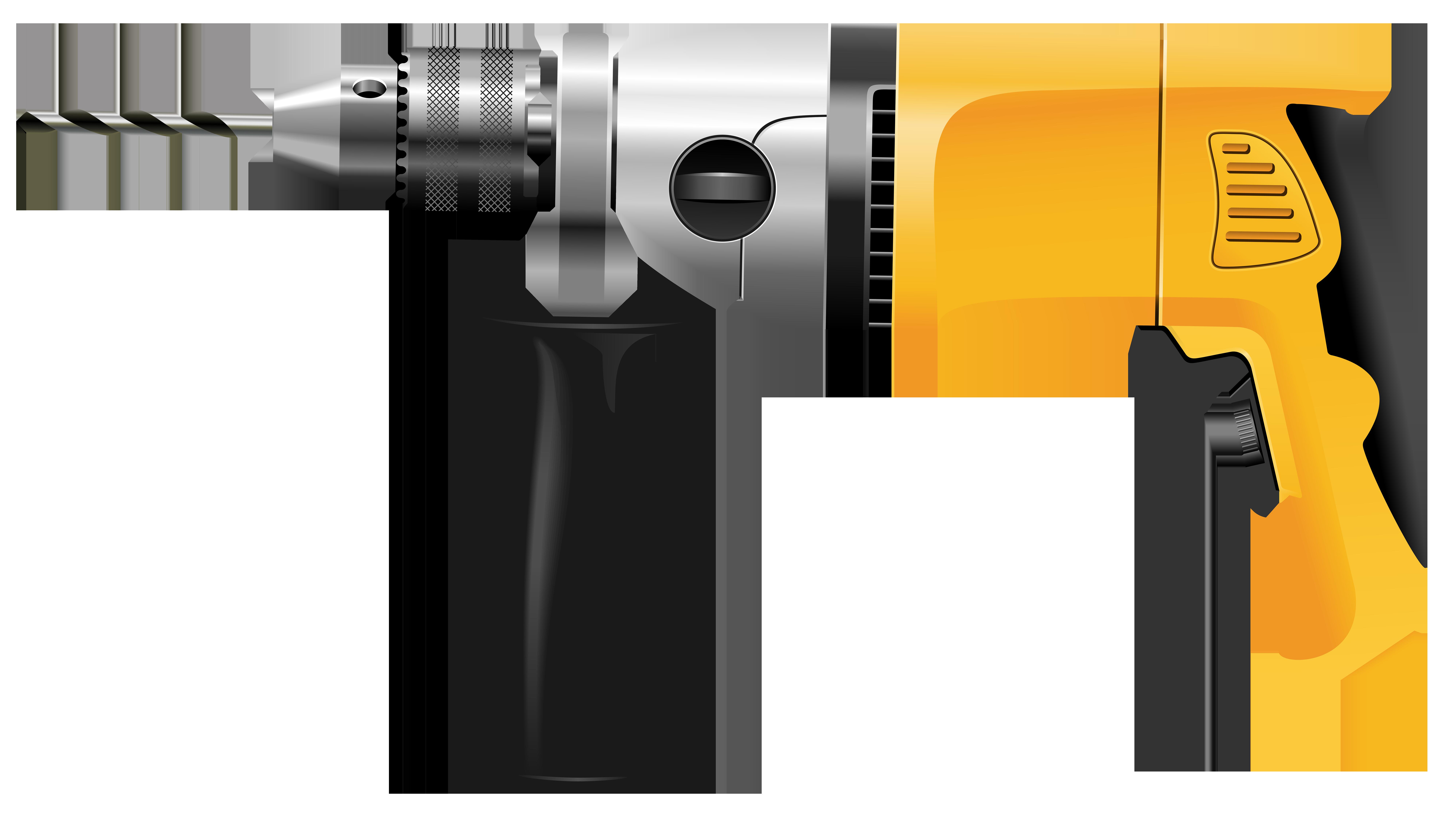 Drill PNG Clip Art.