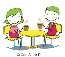 Drinking coffee clipart 4 » Clipart Station.