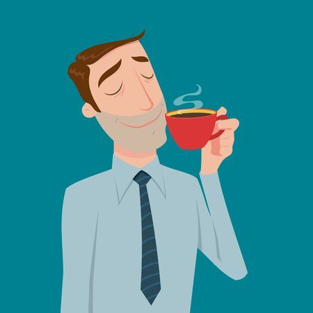 Drinking coffee clipart 3 » Clipart Portal.