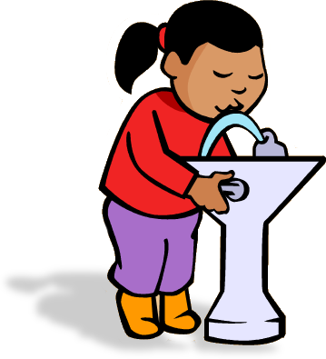 Drinking fountain clipart 1 » Clipart Station.